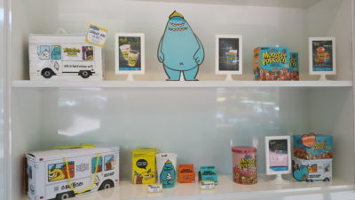 Sweet Monster at Velocity With New Menu - Merchandise