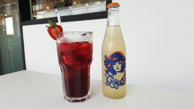 DW Workshop At Rochester Drive, Buona Vista, Singapore - Summer Hibiscus ($7.50) & Gingerella Ginger Ale ($6.90)
