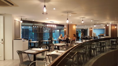 Froth Shifted To Ascott Raffles Place Singapore - Another View of Interior