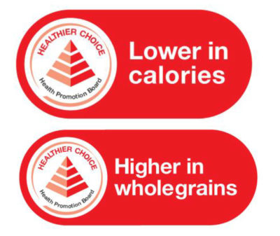 Delish And Yet Healthier At Singapore Restaurant Month 2016 - Healthier Choice labels