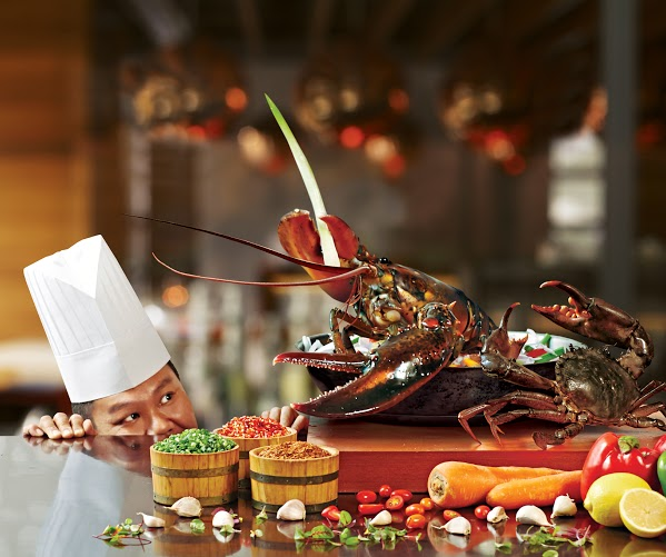 Lobster Buffet In Singapore 2016 - Parkroyal On Kitchener Union of Crab and Lobster Buffet