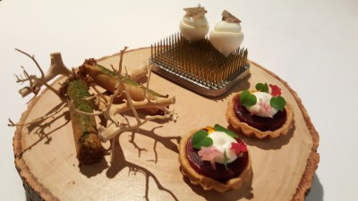 Alma by Juan Amador At Goodwood Park Hotel, Orchard, Singapore, 1 Michelin Star Restaurant - Alma Snacks