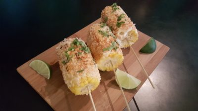 Coyote Tex-Mex Bar & Grill At Phoenix Park, Tanglin, Singapore - Elote ($15)