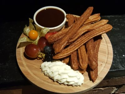 Coyote Tex-Mex Bar & Grill At Phoenix Park, Tanglin, Singapore - Amigo Churros ($14)