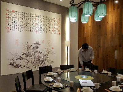 Lan Ting Cuisine & Wine At East Coast Road In Siglap, Singapore - Private Room