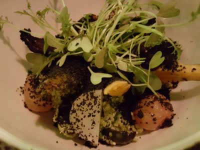 Open Door Policy Introducing Gluten & Diary Free Menu at Tiong Bahru, Singapore - Quinoa salad ($24)