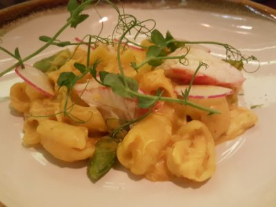 Open Door Policy Introducing Gluten & Diary Free Menu at Tiong Bahru, Singapore - King Crab Orecchiette ($29)