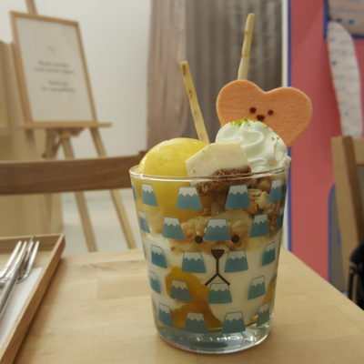 Craftholic Pop-Up Cafe @ Kki Sweets In SOTA, Singapore - Mango Tango SLOTH ($12.80+)