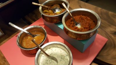 Taste Of Discovery Buffet By Latest Recipe @ Le Meridien Sentosa, Singapore - More Indian Curry