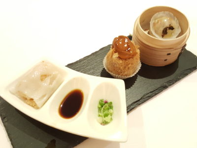 Brand New Menu By Wan Hao At Singapore Marriott Tang Plaza Hotel - Dim Sum