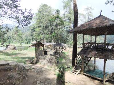 Situ Patenggang At Ciwidey In Bandung, Indonesia - A view of the Park