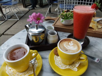 Miss Bee Providore Cafe at Bandung, Indonesia - Drinks