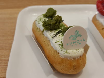 Kumoya, Life After Karafuru, At Jalan Klapa In Bugis, Singapore - Matcha Eclair