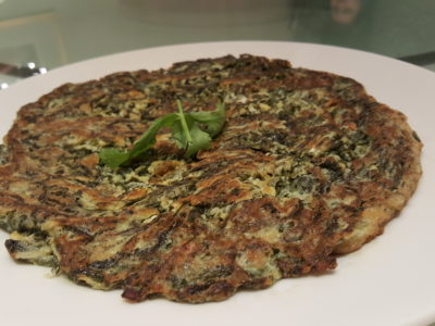 First Harvest Seaweed Seasonal Menu At Putien 2016 - Seaweed Omelette ($9.90)