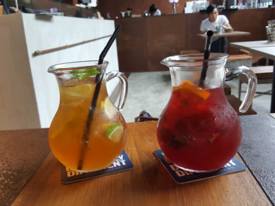 Alter Ego Cafe By A Poke Theory At Esplanade - Non-alcoholic drinks