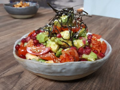 Alter Ego Cafe By A Poke Theory At Esplanade - Green Goddess ($13)