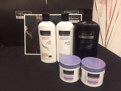 TRESemme Expert Selection, Affordable Salon Quality Haircare - Platinum Strength