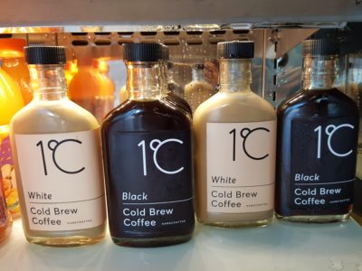 Portico Platos At Timbre+ - Cold Brew - Black and White ($5 each)