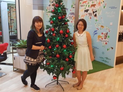 Marina Square Pampering Divine Deals - Kimage Cove: Final Look with Hairstylist