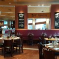 Prego Italian Restaurant At Fairmont Singapore - Prego Interior