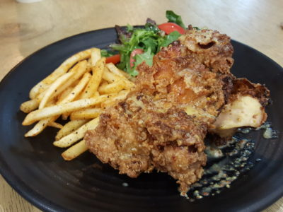 Stirling Bar & Grill At Cheong Chin Nam Road - Stirling Fried Chicken ($15)