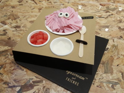 Eyescream And Friends At Wisma Atria - Complete Pack ($6.90)