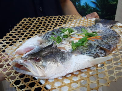 Just Steam 纯蒸 At North Bridge Road - Seabass