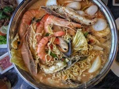 Soi Thai Soi Nice At Alexandra Central At Queenstown, Singapore - Royal Thai Hot Pot for 4 pax, Top Shot ($68.80++)