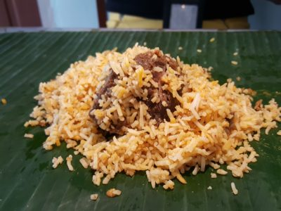 Dine Inn Community Portal For Home-Cooked Food With Love - Dine at Host Place, Shaaleni, Mutton Briyani
