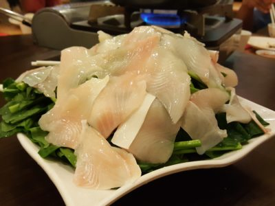 Lian Eng Hwa Restaurant, A Time Honoured Teochew Restaurant At Havelock - Promfret Slices