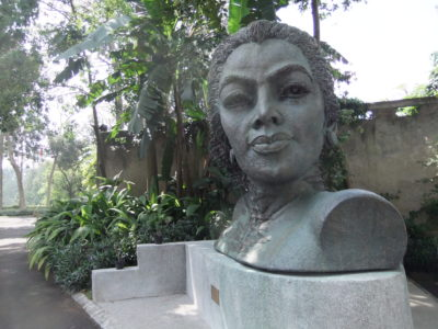 NuArt Sculpture Park at Bandung, Indonesia - Binari, found outdoor