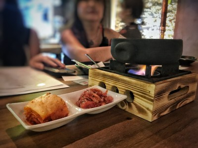 Hansul Korean Dining Bar At Tanjong Pagar - Free Appetizers