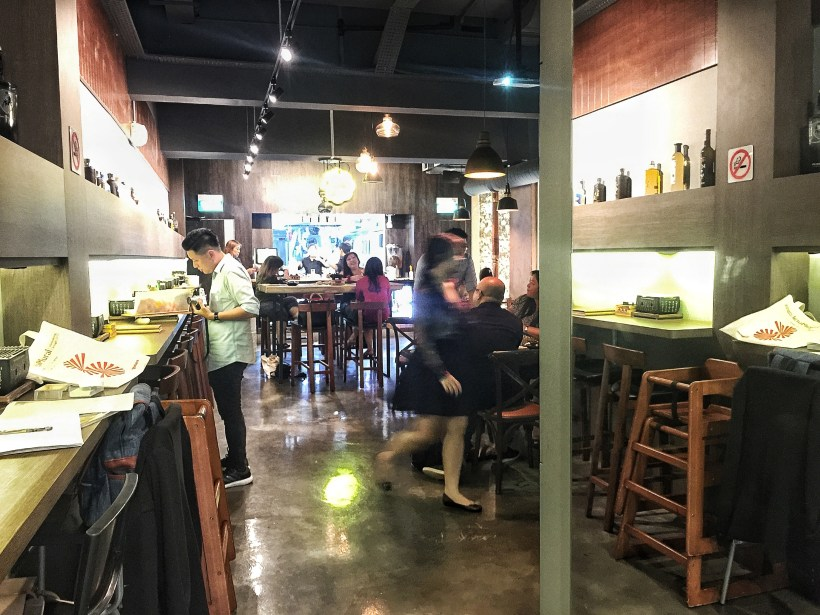 Hansul Korean Dining Bar At Tanjong Pagar - Shop Front