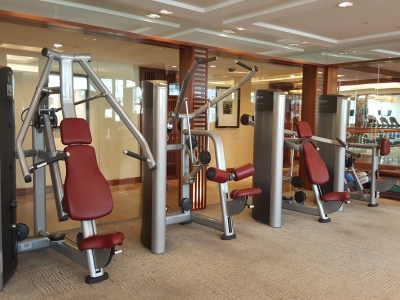 Renaissance Shanghai Pudong Hotel - Gym at Level 6