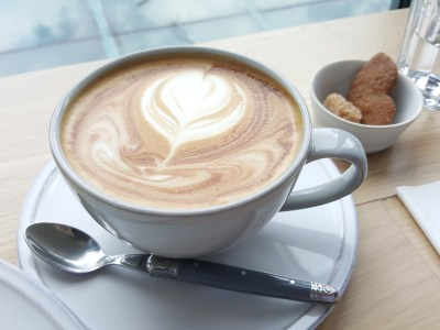 House of AnLi Bistro At Tanglin Mall, Homely Interior - Cappuccino ($5.50)