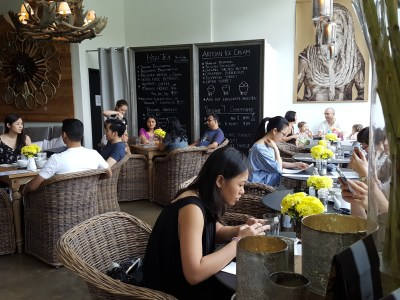 House of AnLi Bistro At Tanglin Mall, Gorgeous Interior - A view