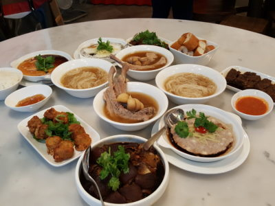 Founder Bak Kut Teh Re-visit For Its New Dishes At Hotel Boss - Feast at Founder Bak Kut Teh