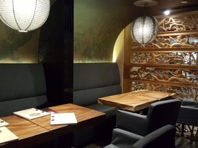 Jimoto-Ya At China Square Central Offering Hokkaido Ebi-Tonkatsu Ramen by Michelin-Starred Chef Nobumasa - Private Rooms