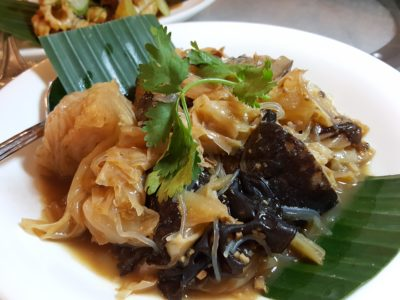The Peranakan Restaurant At Claymore Connect - Nonya Chap Chye ($15)