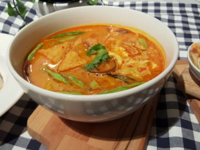 South Beach Avenue, The D-Place To Be For Everyone - Curry Soup Noodles ($12.80)