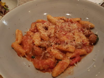 South Beach Avenue, The D-Place To Be For Everyone - Fynn's, Homemade Cavatelli Pasta ($25)