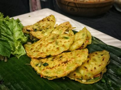 World Gourmet Summit 2017 – Awards of Excellence Presentation Ceremony and Opening Reception - World Gourmet Summit 2017 – Awards of Excellence Presentation Ceremony and Opening Reception - Pancake by Indochine