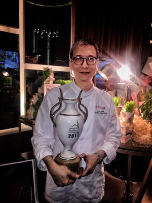 World Gourmet Summit 2017 – Awards of Excellence Presentation Ceremony and Opening Reception - Chef Kenny Kong