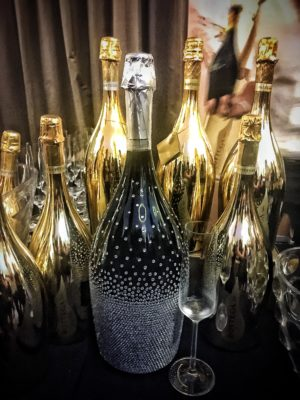 World Gourmet Summit 2017 – Awards of Excellence Presentation Ceremony and Opening Reception - Bottega Wines (Diamond bottle)