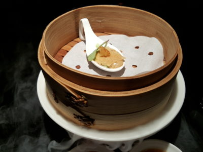 Hakkasan At The Bund, Awarded 2nd Best Restaurant A In China Restaurant Week Spring Winners' Edition 2017 - Complimentary starter