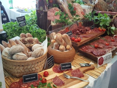 WGS 2017 Presents Sunday Brunch at Tamarind Hill - Cold Cuts