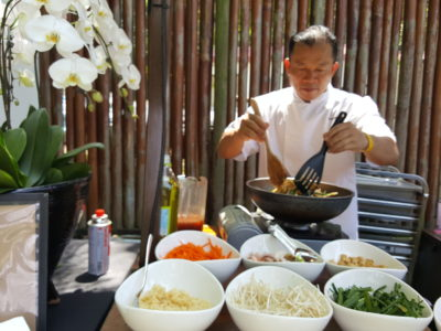 WGS 2017 Presents Sunday Brunch at Tamarind Hill - Phat Thai From Tamarind Hill