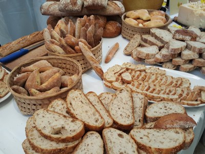 WGS 2017 Presents Sunday Brunch at Tamarind Hill - Assortment of Bread