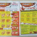 Pizzaboy At WIS Offering Affordable Halal Pan Pizza With Delivery - Menu