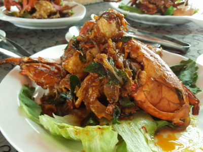 Festival of Crab At Ah Hoi's Kitchen, Offering 10 Different Styles - Kam Heong Crab
